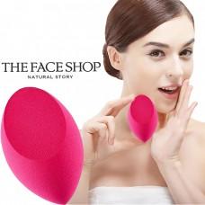 Bông mút tán kem nền The Face Shop Ink Lasting Puff