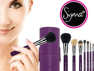 Bộ cọ trang điểm Sigma Essential Kit