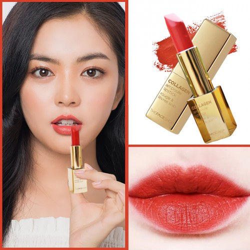 Son Collagen Ampoule Lipstick