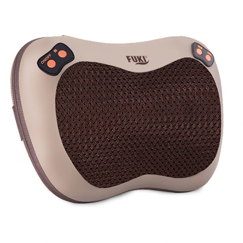 Gối massage hồng ngoại Fuki FK-560 (tuỳ chỉnh tốc độ)