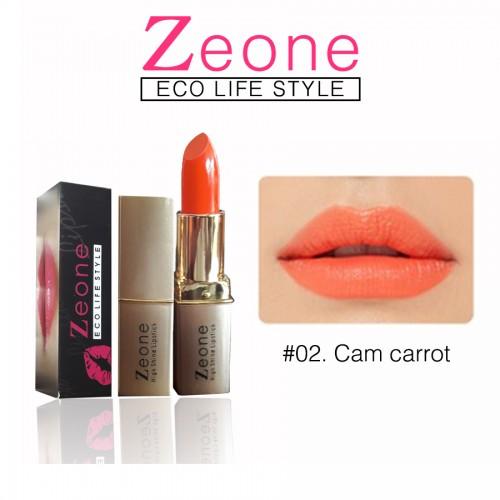 Son Môi Zeone Hàn Quốc màu Cam Carrot