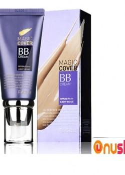 Kem BB The Face Shop Face It Magic Cover BB Cream