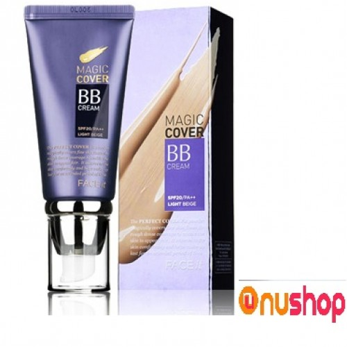 Kem BB The Face Shop Face It Magic Cover BB Cream