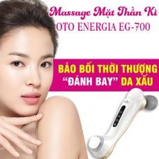 Máy massage mặt chống lão hóa nóng lạnh OTO Energia EG-700 (vàng GOLD)
