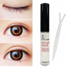 Gel Kích Mí Eyelash Glue Colle Faux Cils The Face Shop