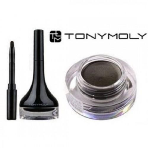 Gel kẻ mắt Tonymoly– Blackstage Gel Eyeliner