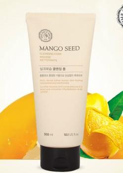 Sữa Rửa Mặt Xoài Mango Seed Cleansing Foam The Face Shop