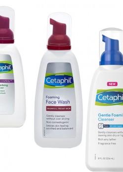 Sữa rửa mặt CETAPHIL cho da nhạy cảm – da mụn – da dầu 236ml