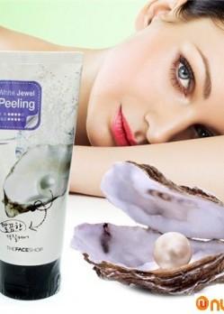 Tẩy da chết Smart Peeling White Jewel